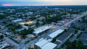 Market at Houston Heights Aerial 1
