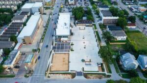 Market at Houston Heights Aerial 3