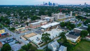 Market at Houston Heights Aerial 2
